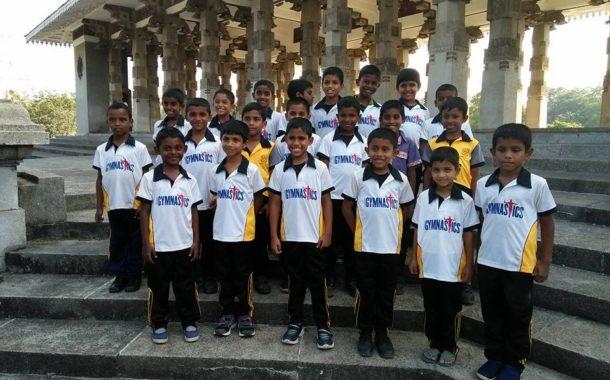 Sri Lanka Junior Novices Gymnastics championship 2016